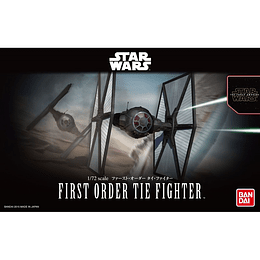 Bandai First Order Tie fighter