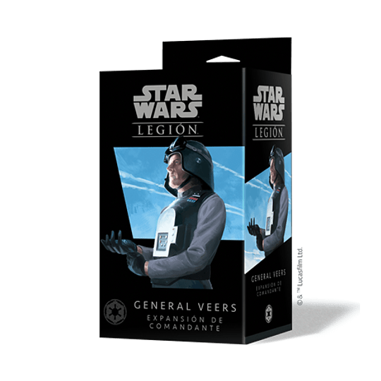 SW Legion - General Veers (Pedido)