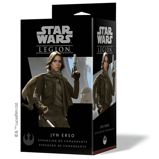 SW Legion: Jyn Erso (Stock)