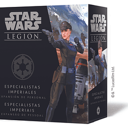SW Legion: Especialistas Imperiales (Pedido)