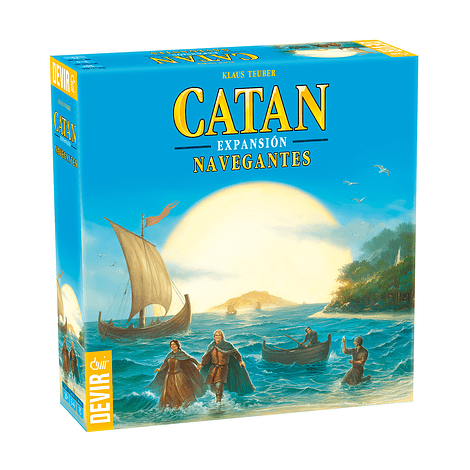 Catan - Expansion Navegantes (Pedido)