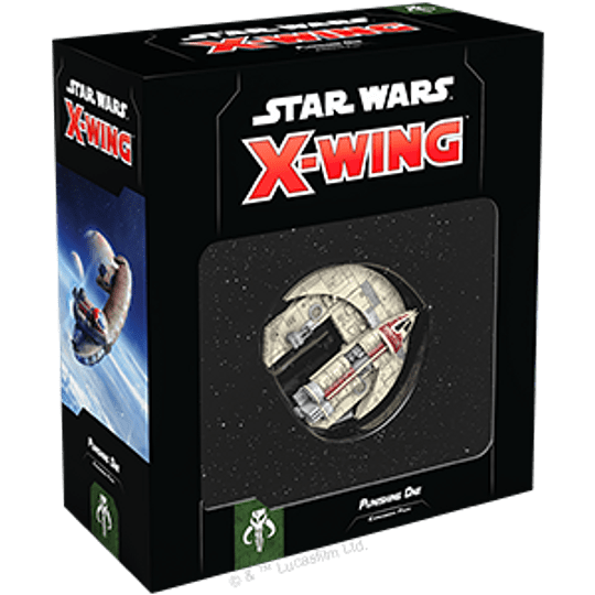 X-Wing 2nd Ed: Castigadora (Pedido)