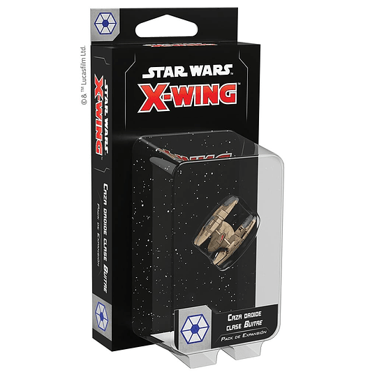 X-Wing 2nd Ed: Caza Droide Clase Buitre (Pedido)