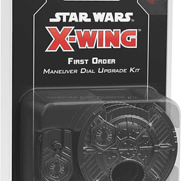 X-Wing 2nd Ed: First Order Maneuver Dial (Pedido)