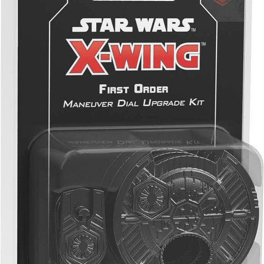 X-Wing 2nd Ed: First Order Maneuver Dial (Stock)