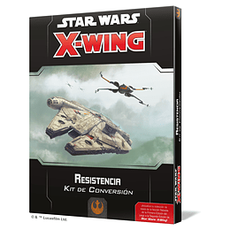 X-Wing 2nd Ed: Kit de Conversion Resistencia (Pedido)