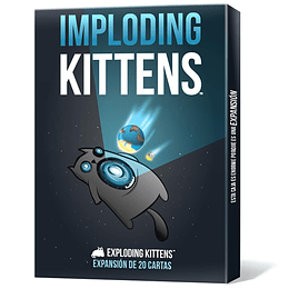 Imploding Kittens (Stock)