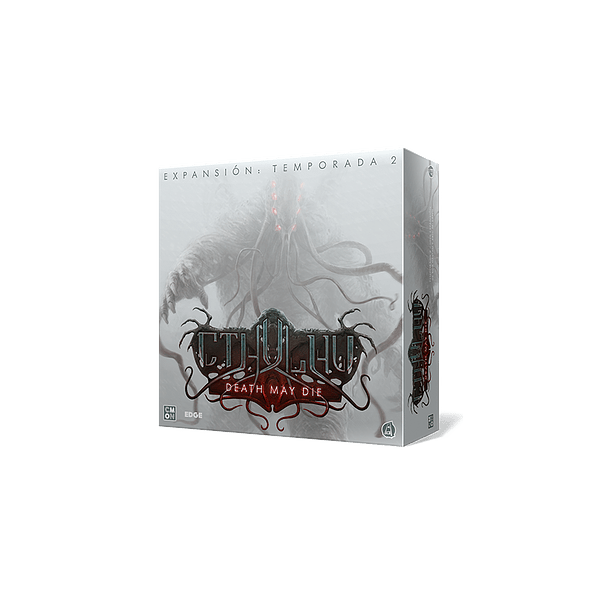 Cthulhu Death May Die: Season 2 (Preventa)