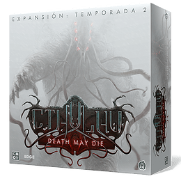 Cthulhu Death May Die: Season 2 (Inglés) (Stock)