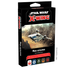 X-Wing 2nd Ed: Ases estelares (PEDIDO)
