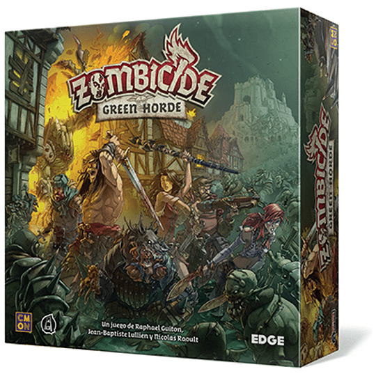 Zombicide: Green Horde (Stock)