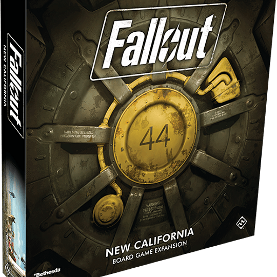 Fallout: New California (Pedido)