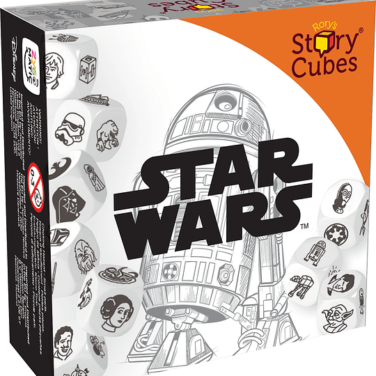 Story Cubes Star Wars (Preventa)
