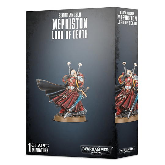 Mephiston, Lord of Death (Pedido)