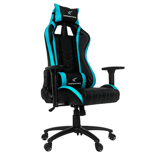 Silla Dragster GT400 Sky Blue Gaming Chair - Image 1