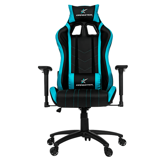 Silla Dragster GT400 Sky Blue Gaming Chair - Image 2