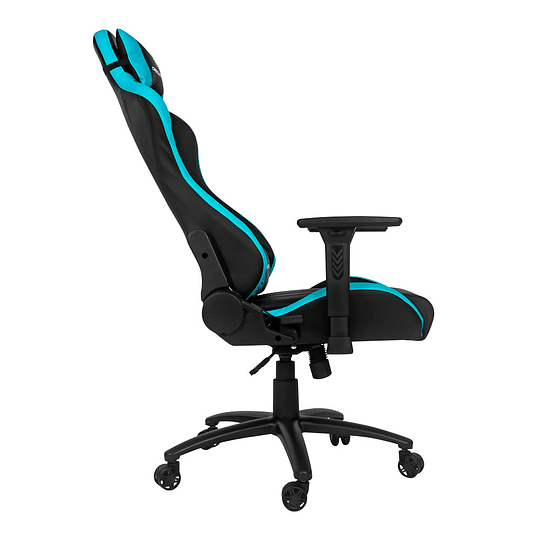 Silla Dragster GT400 Sky Blue Gaming Chair - Image 3