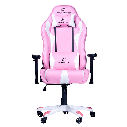 Silla Dragster GT500 Pink Edition Gaming Chair - Image 2