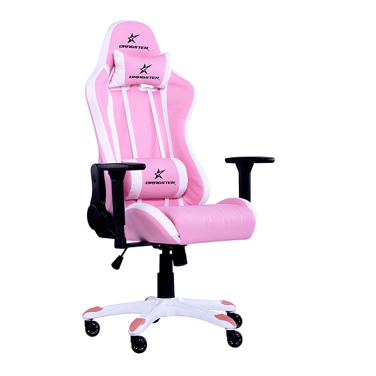 Silla Dragster GT400 Pink Edition Gaming Chair - Image 1