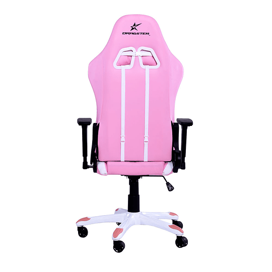 Silla Dragster GT400 Pink Edition Gaming Chair - Image 4