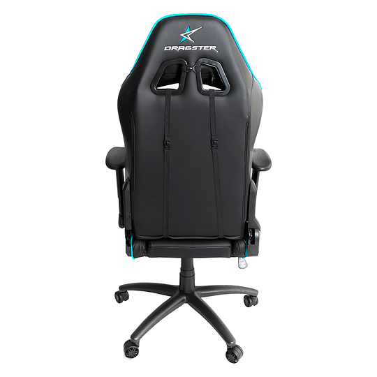 Silla Dragster GT500 Sky Blue Gaming Chair - Image 3