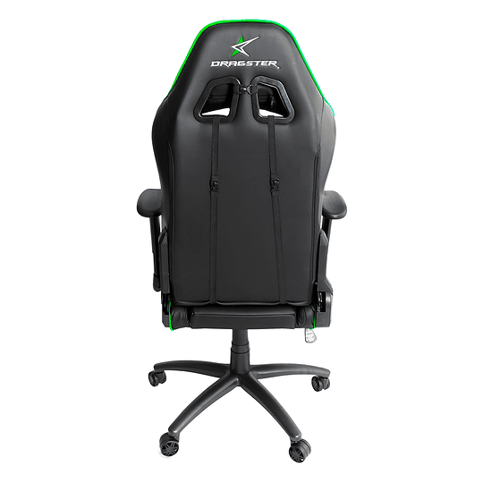 Silla Dragster GT500 Electric Green Gaming Chair - Image 3