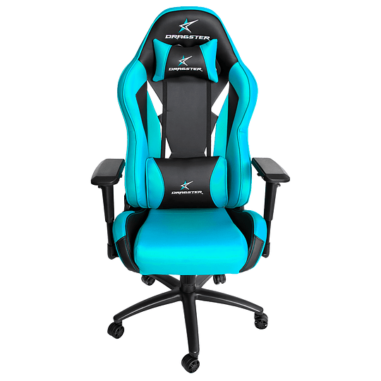 Silla Dragster GT600 Sky Blue Gaming Chair - Image 2