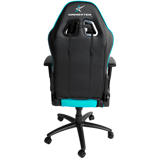 Silla Dragster GT600 Sky Blue Gaming Chair - Image 3