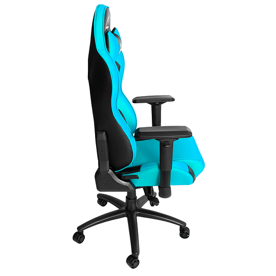 Silla Dragster GT600 Sky Blue Gaming Chair - Image 4