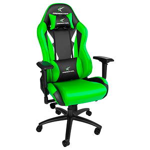 Silla Dragster GT600 Electric Green Gaming Chair