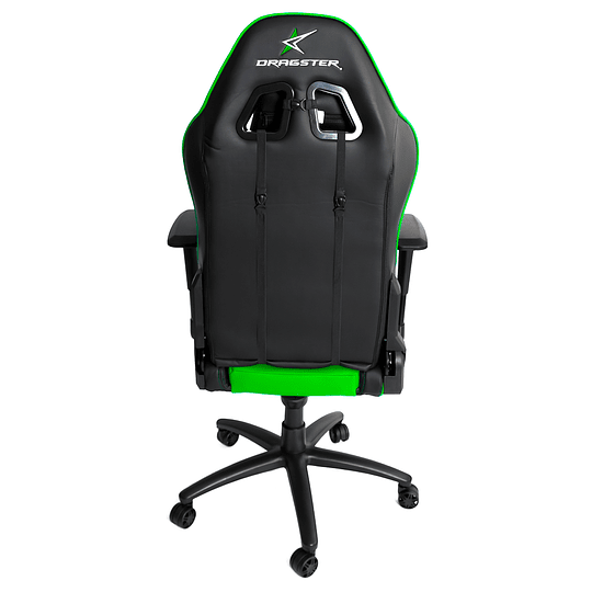 Silla Dragster GT600 Electric Green Gaming Chair - Image 3