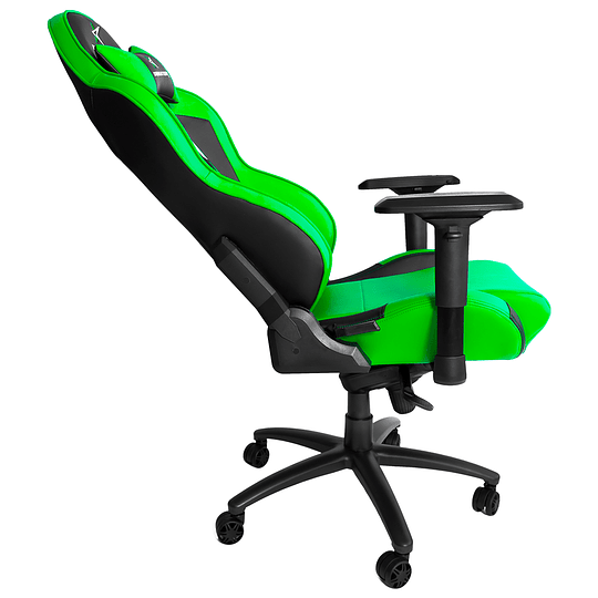 Silla Dragster GT600 Electric Green Gaming Chair - Image 4
