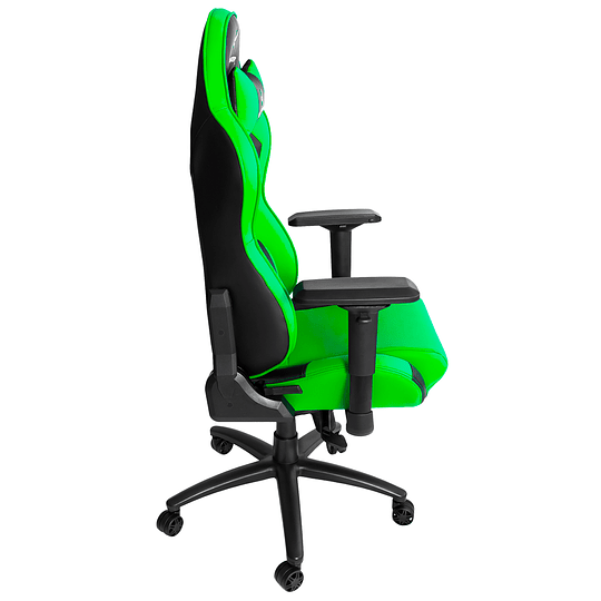 Silla Dragster GT600 Electric Green Gaming Chair - Image 6