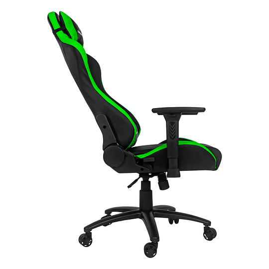 Silla Dragster GT400 Electric Green Gaming Chair - Image 3