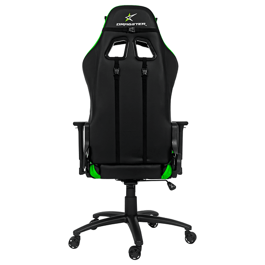 Silla Dragster GT400 Electric Green Gaming Chair - Image 5