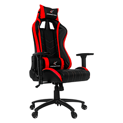Silla Dragster GT400 Fury Red Gaming Chair