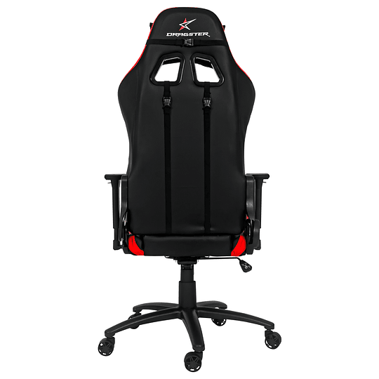 Silla Dragster GT400 Fury Red Gaming Chair - Image 5
