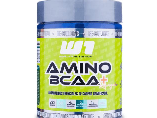 Amino BCAA Winkler Nutrition 60 servicios