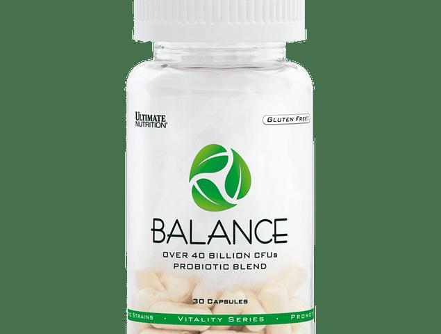 Balance 40 bill UFC, Probióticos (30 caps)
