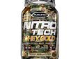 NITRO TECH 100% WHEY GOLD CAMO 2.5 LIBRAS