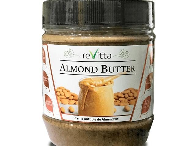 Mantequilla De Almendra (Almond Butter) 500 Grs.