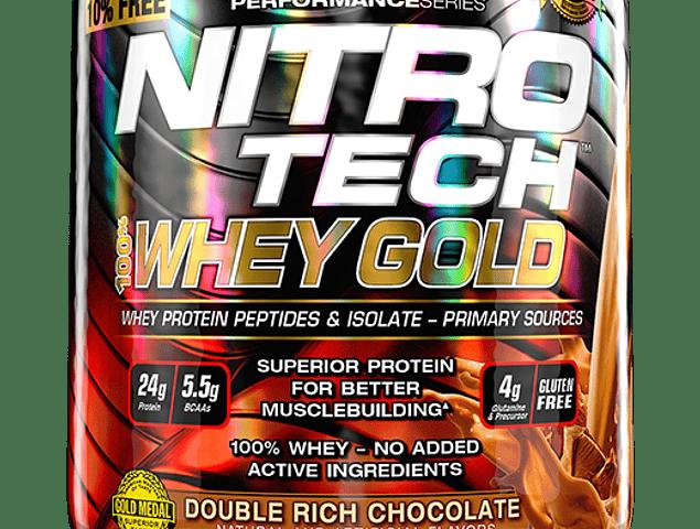 NITROTECH WHEY GOLD 5.5 LIBRAS