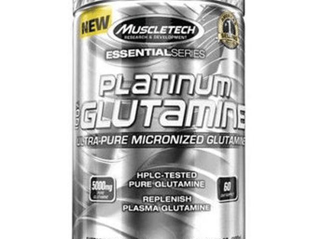 GLUTAMINA MUSCLETECH
