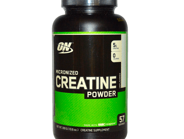 CREATINA POWDER ON 300g