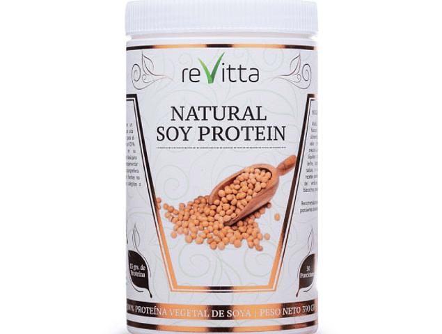 Proteína Vegana Natural Protein 390g 30 Servicios