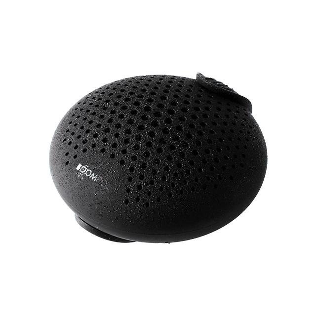 Parlante bluetooth soundclip negro