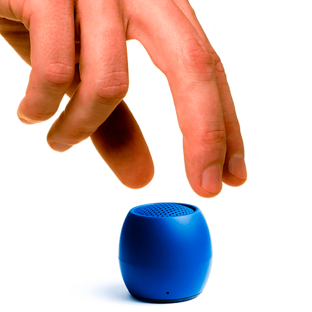 Parlante bluetooth zero azul