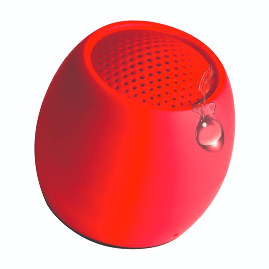 Parlante bluetooth zero rojo - Image 1
