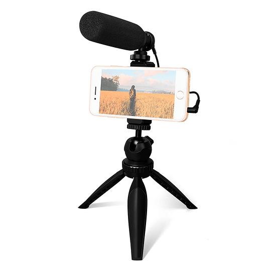 Micrófono profesional tripode AU-CM11P