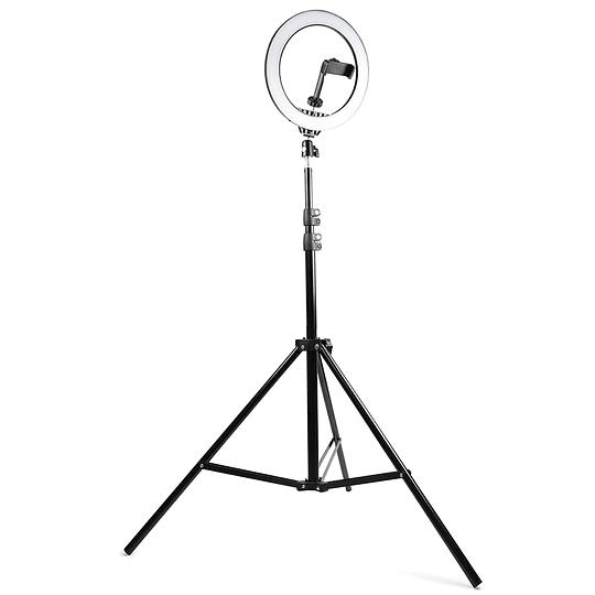 Aro de luz 26cm con tripode expandible HB-26C - Image 1